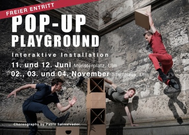 Pop-Up Playground